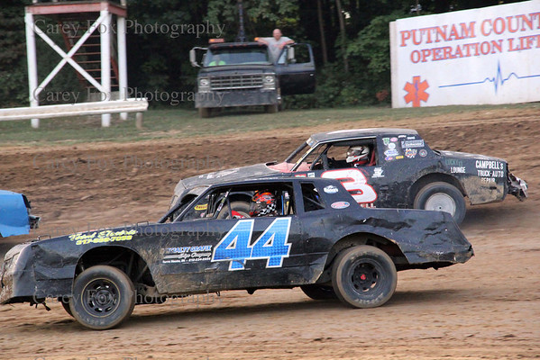 September 7 make up features - Super Stock and bombers