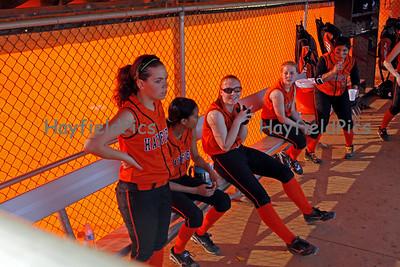 Softball Falls Church 4/14/11