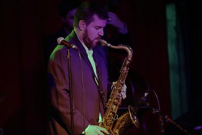 Chris Beaudry Quartet @ Black Eyed Sally's  12-23-19