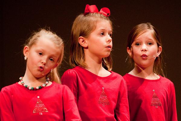 FCCC Children's Musical 2009 - The Christmas Family Tree