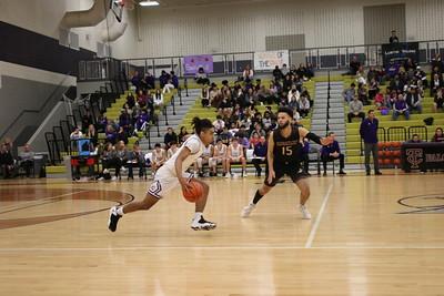 December 12, 2018 Boys Basketball vs Saginaw