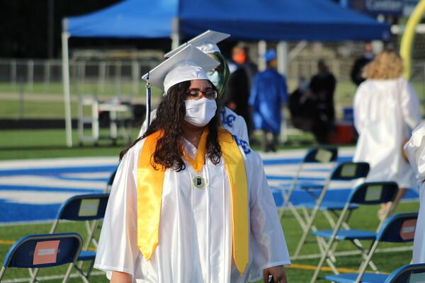 Lake Central High School Graduation 2020