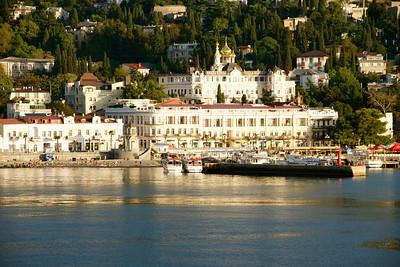 Yalta, Ukraine - August 2012