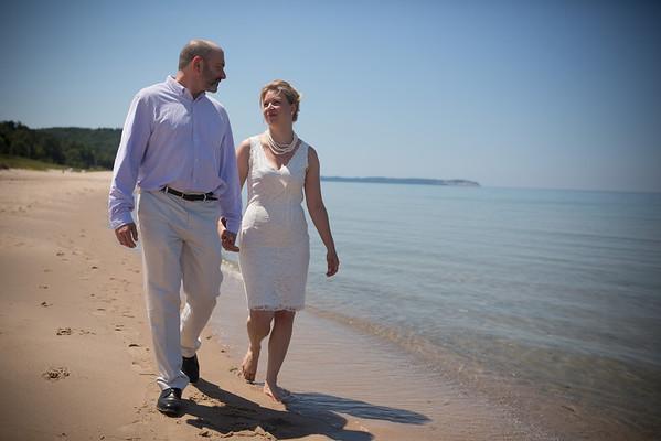 Leland Michigan Wedding Elopement Photography Fishtown Leanne Daniel