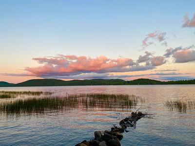 Piseco Lake 2020