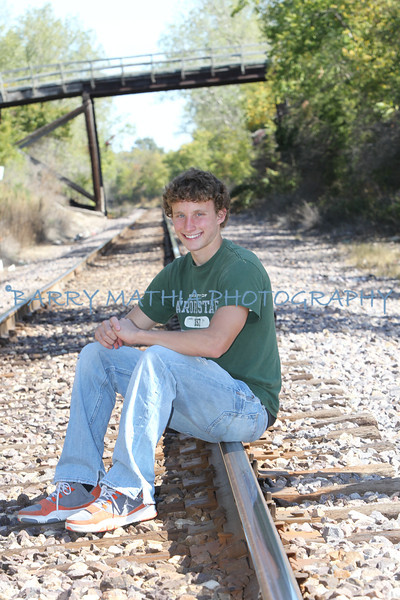 Chris Senior Session 2013