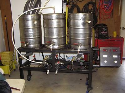 Bill's Brewing Setup