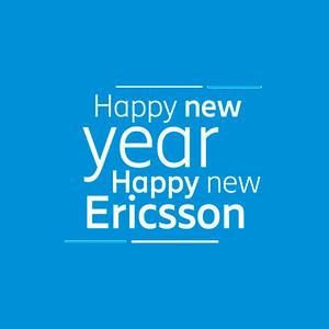 Ericsson | Fim de Ano 2018 - Gifs Animados