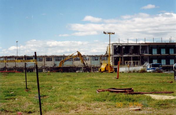 Bogo Road Prison Demolition