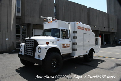 New Haven C.T. Foam Unit 44