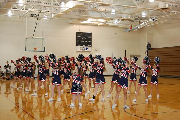 Pep Rallies (Cheer)