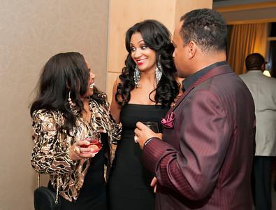 VIP Reception 100 Blackmen & Boyz II Men @ The Ritz - 11-4-11