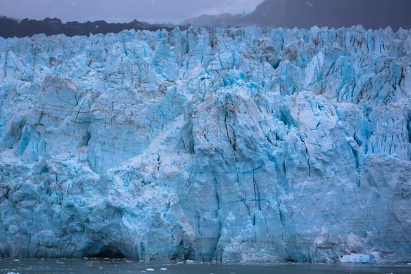 Glacier bay Alaska - May, 2014