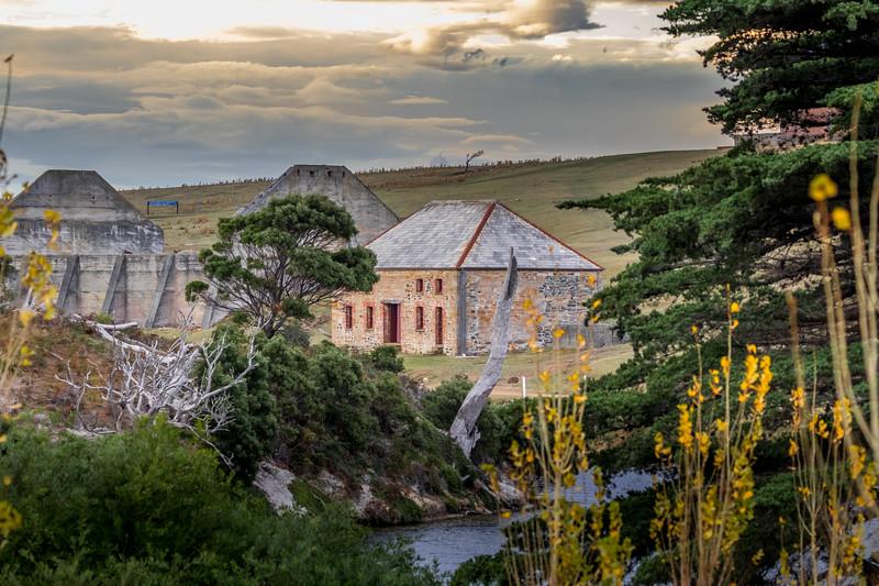 Maria Island historic settlement, Tasmania