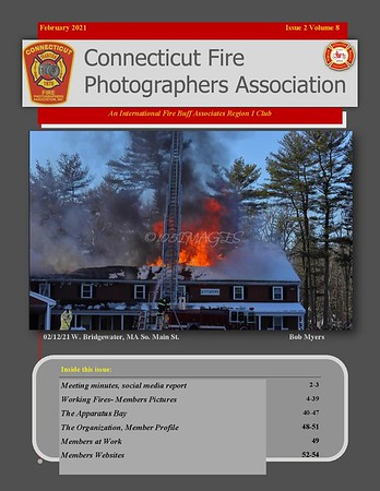 CFPA February 2021 Newsletter