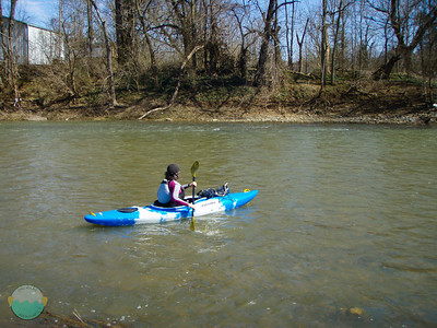 Little Miami River Paddle