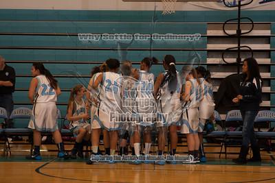 JV Girls Basketball 13Jan14