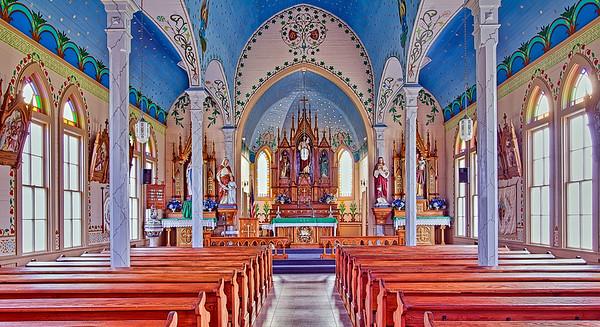 Schulenburg Churches