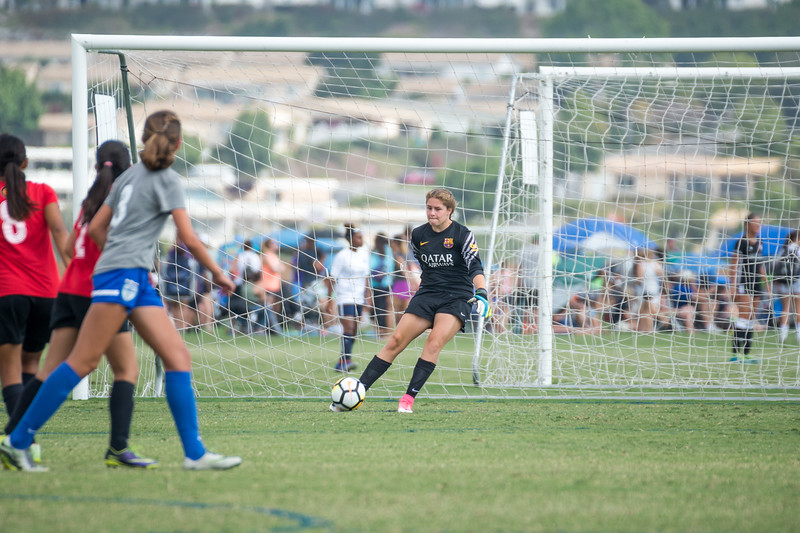 07/30/17 - San Juan ECNL @ Strikers FC ECNL (03 Girls U15)