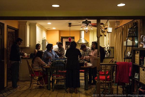 2017 BBQ @ Moi Raja Home