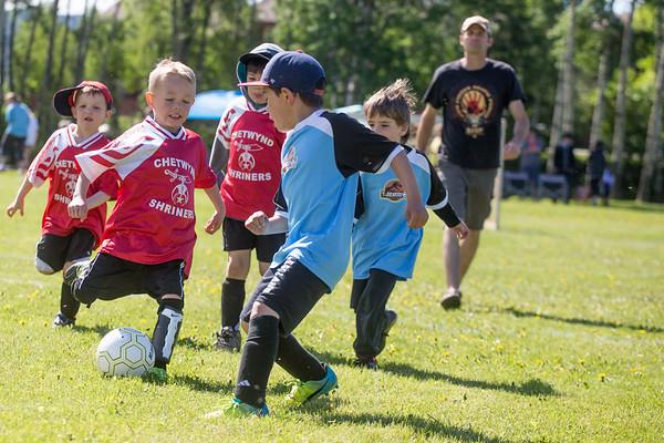 Hudson Hope Soccer