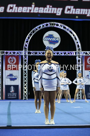State Cheer Competition 2018-19
