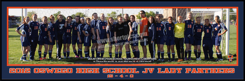 OHS JV Panoramic Team Print