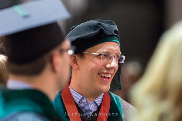 UTMB School of Medicine Graduation