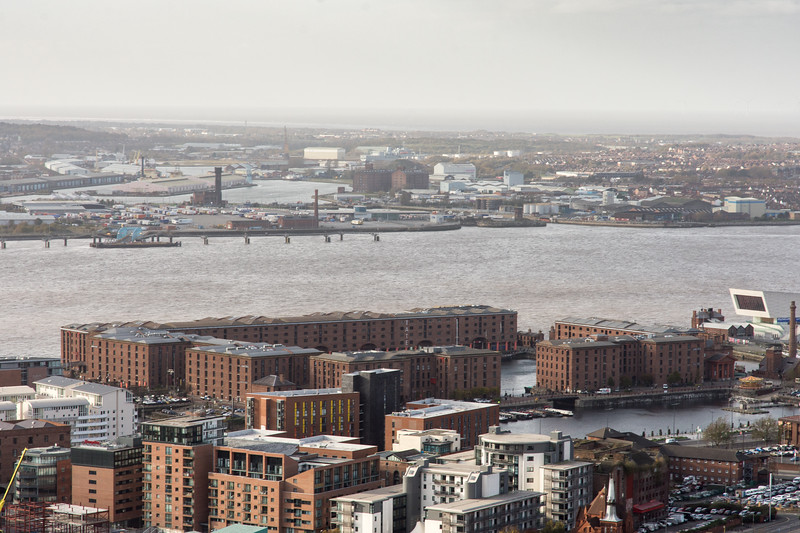 River Mersey and Liverpool Docks