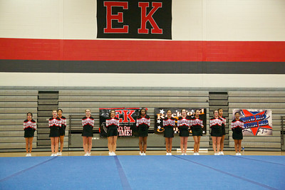 2013, January 15 Competitive Cheer
