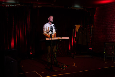 Adelaide Fringe 2019 - The A Club - Tom GK