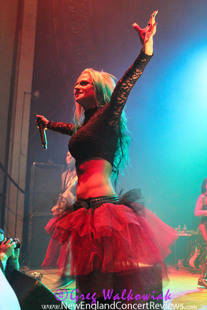Butcher Babies at The Palladium - MA