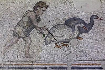 Mosaikmuseum (ehem. Kaiserpalast, Mozaik Müzesi)