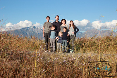 Omer Family {October 2017}