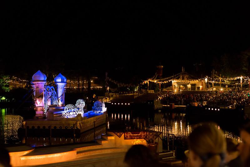Jungle Book: Alive with Magic Floating Stage - Disney's Animal Kingdom, Walt Disney World