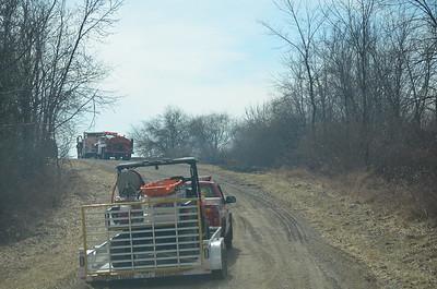 03-14-14 Walhonding Valley FD Grass Fire