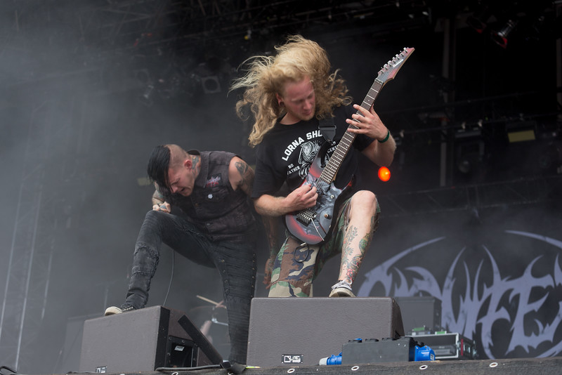 Carnifex, With Full Force