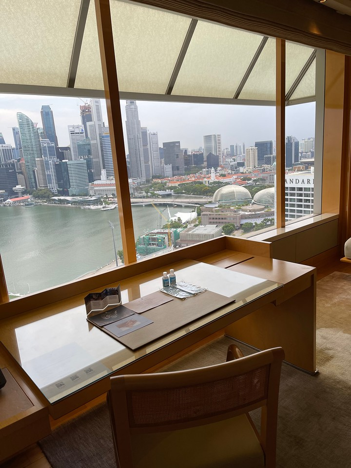 Ritz-Carlton Singapore Club Deluxe Marina