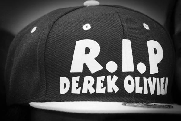 Derek Olivier - ABC Dedication 3-1-13