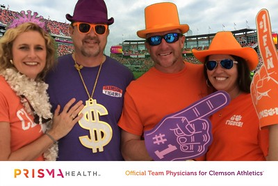 Clemson Spring Game/Prisma Health