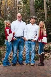 The Horne Family Fall 2014