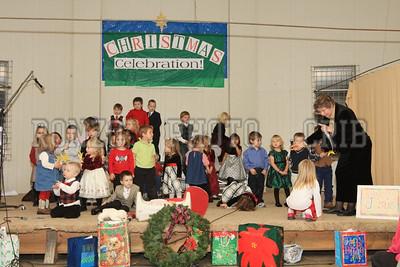 Noahs PreSchool Christmas Program Dec 9th 2008