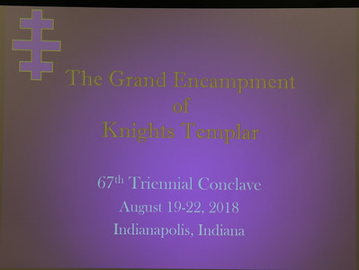 Grand Encampment Business Session 08 20-21 2018