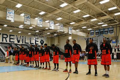 Boys Basketball Centreville 1/8/14