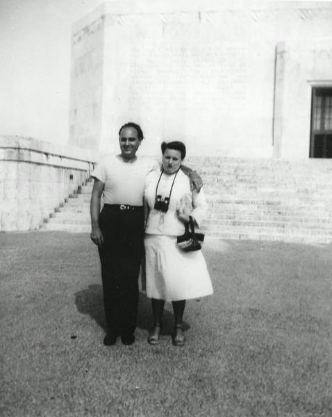 Rayburn Howell & Mary Ellen Howell