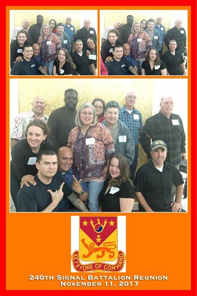 2017.11.11 240th Signal Battalion Reunion