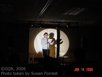 GenderQueer Revolution Cabaret: Performance and Visual Art Exhibit, 01-14-06