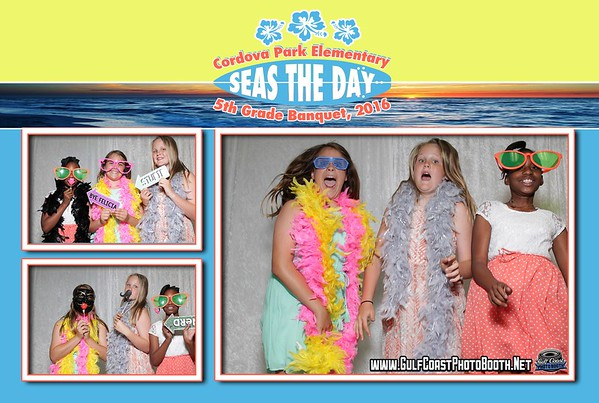 Cordova Park 5th Grade Banquet 2016 Photo Booth Prints