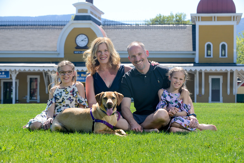 Wetmore Family - May 22, 2020