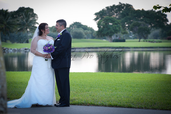THERESA & JOSEPH, JACARANDA COUNTRY CLUB